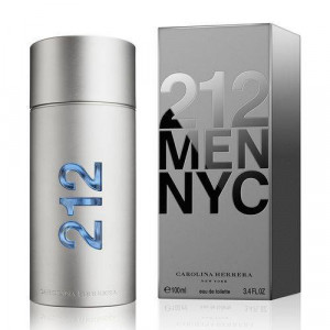 Perfume 212 Men Nyc Eau de Toillete Masculino 100 ML