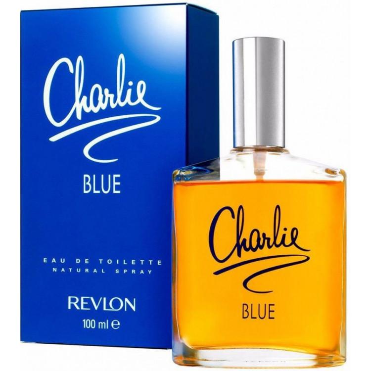 Perfume Charlie Blue Revlon Eau de Toilette feminino -100 Ml