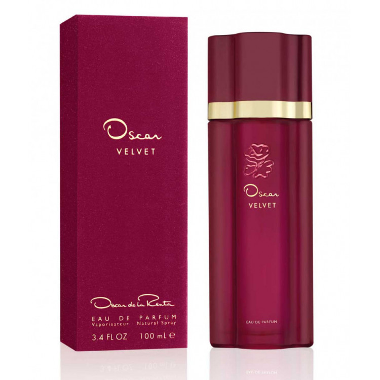 Perfume Oscar Velvet Eau De Parfum -Oscar De La Renta-100 ML