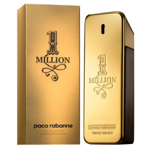 Perfume1 Million Masculino Eau de Toilette - Paco Rabanne-100 ML