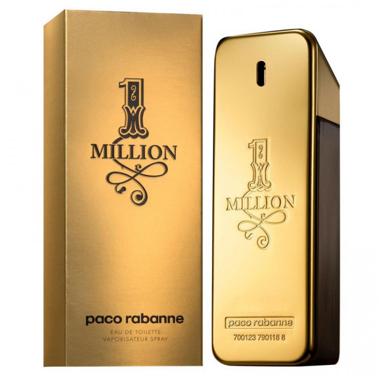 Perfume 1 Million Masculino Eau de Toilette - Paco Rabanne-200 ML