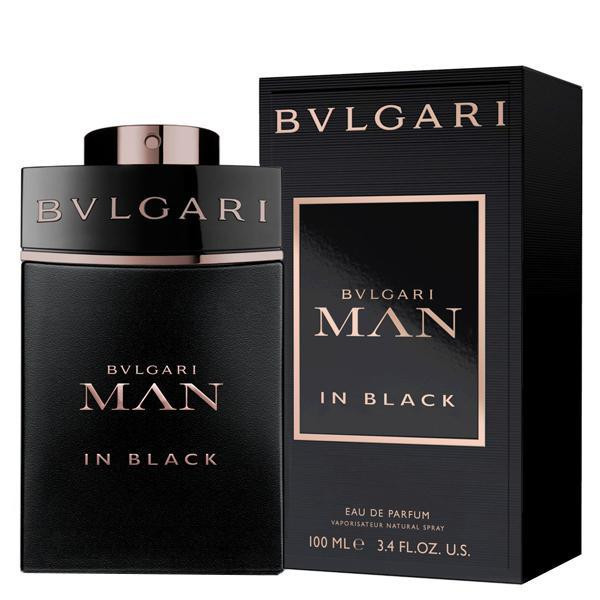 Perfume Bvlgari Man in Black Masculino Eau de Parfum-100 ML