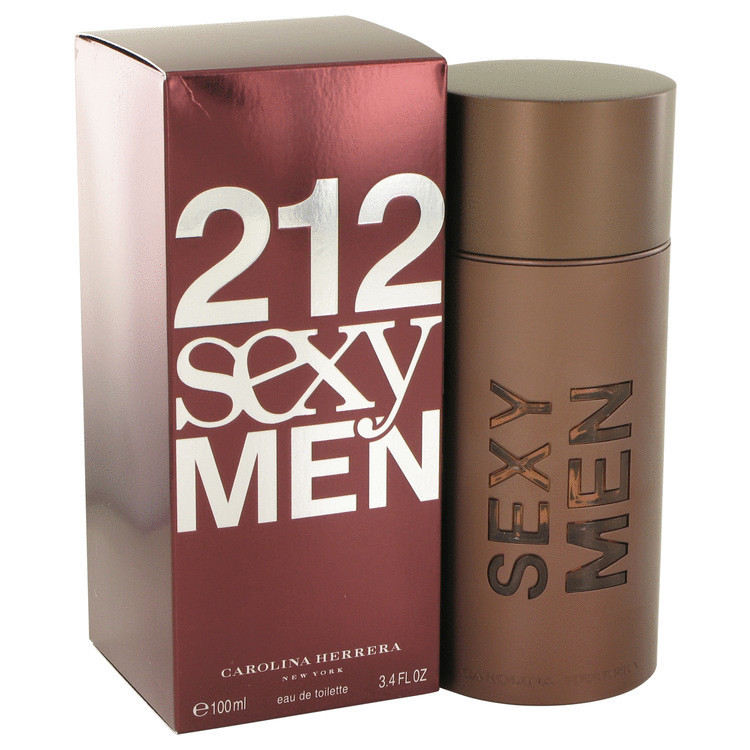 Perfume 212 Sexy Men Masculino Eau de Toilette-100 ML