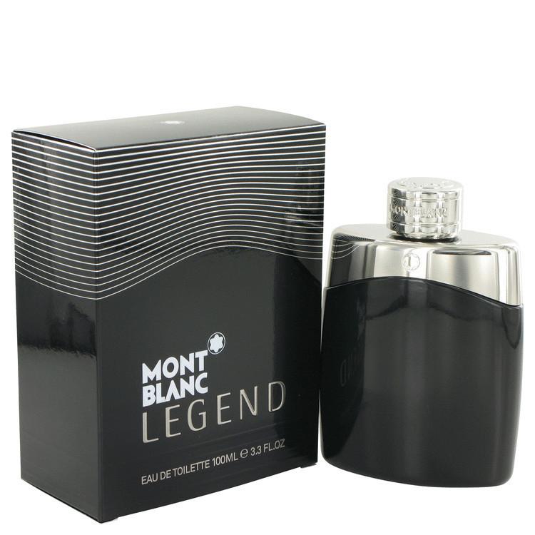 Perfume Legend Mont Blanc Eau De Toilette Masculino - 100 ml
