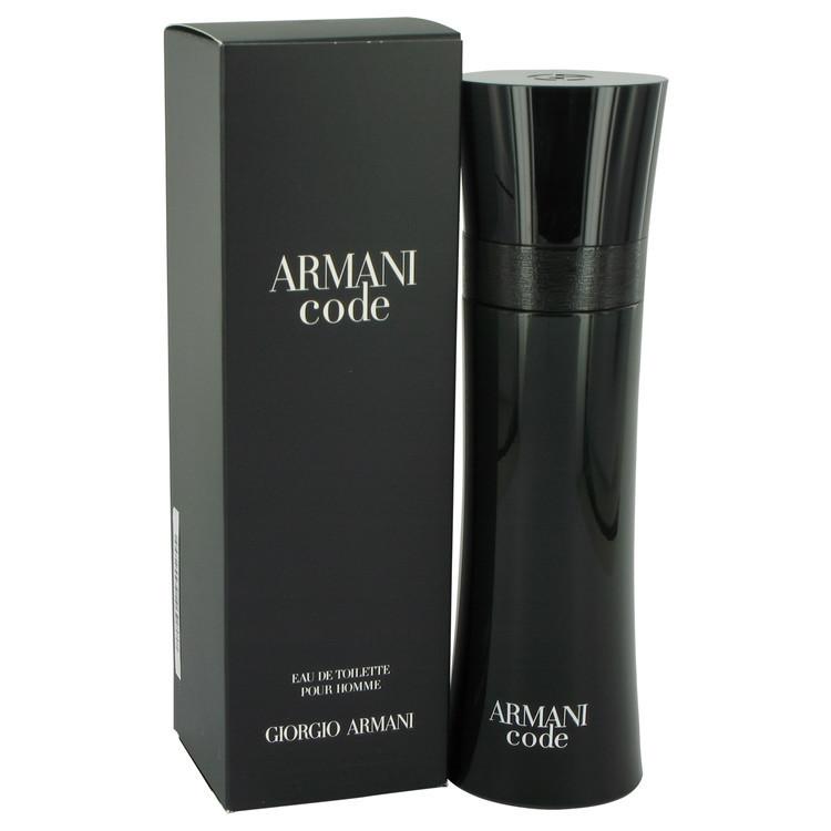Perfume Armani Code Giorgio Armani Eau de Toilette- 125ml