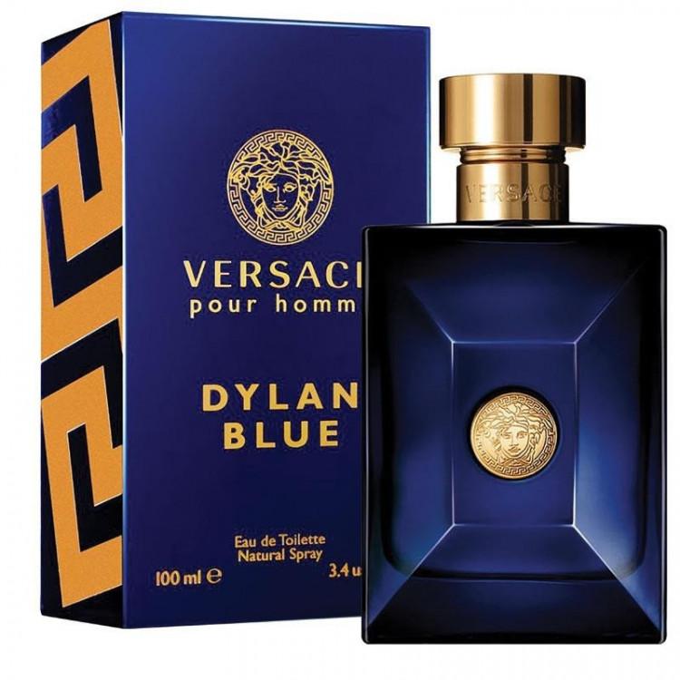 Perfume Versace Pour Homme Dylan Blue Eau de Toilette-100 ML