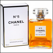Perfume Chanel Nº 5 By Chanel Paris Eau de Parfum 100 ML