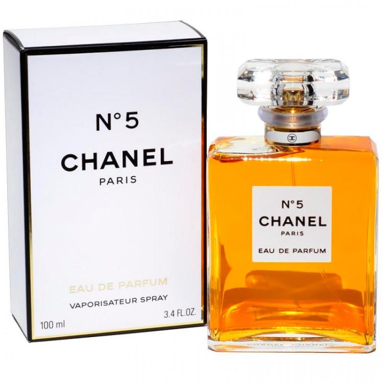Perfume Chanel Nº 5 By Chanel Paris Eau de Parfum 100 ML