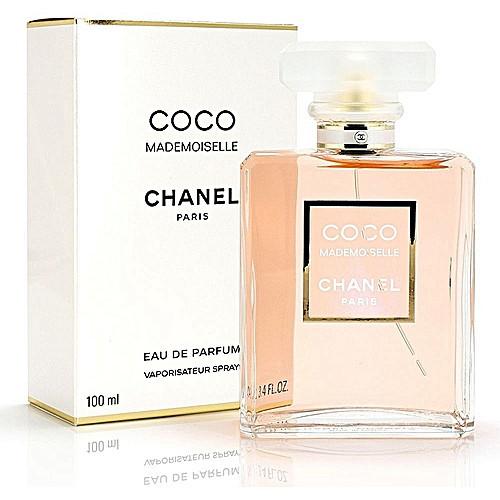 Perfume Coco Mademoiselle Eau de Parfum Chanel-100 ML