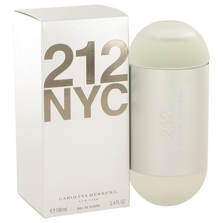 Perfume 212 Feminino Eau de Toilette-100 ML