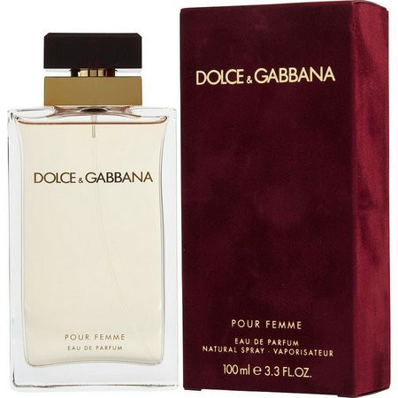Perfume Dolce&Gabbana Pour Femme Feminino Eau de Parfum-100 ML