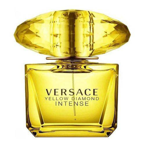 Perfume Versace Yellow Diamond Intense Feminino Eau de Parfum -90ML