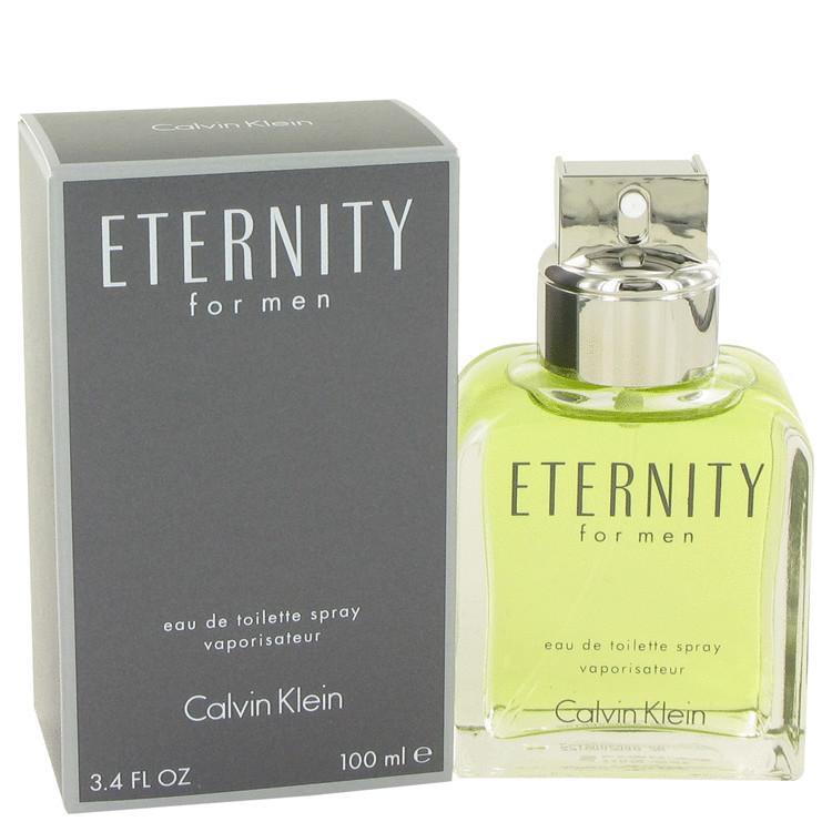 Perfume Eternity Masculino Eau de Toilette-100 ML