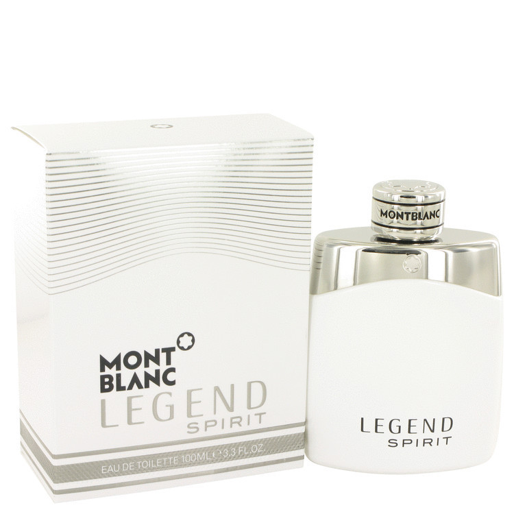 Perfume Mont Blanc Legend Spirit Eau de Tolitte Masculino - 100 ML
