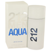 Perfume 212 Men Aqua Eau de Toilette Carolina Herrera -100 ML