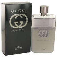 Perfume Gucci Guilty Masculino Eau De Toilette- 90ml