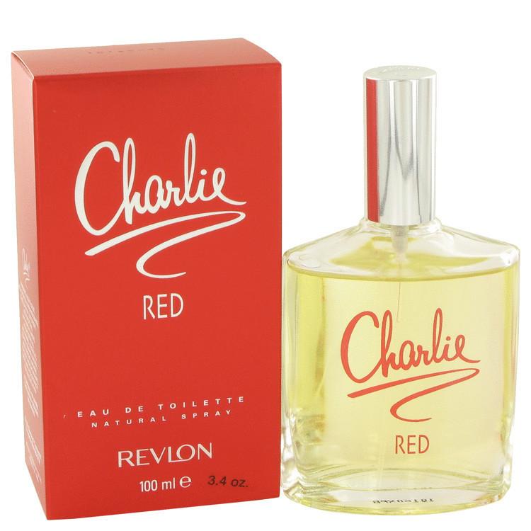 Perfume Revlon Charlie Red FemininoEau De Toilette -100 ML