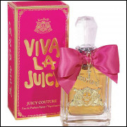 Perfume Juicy Couture Viva La Juicy Feminino Eau de Parfum- 100 ML