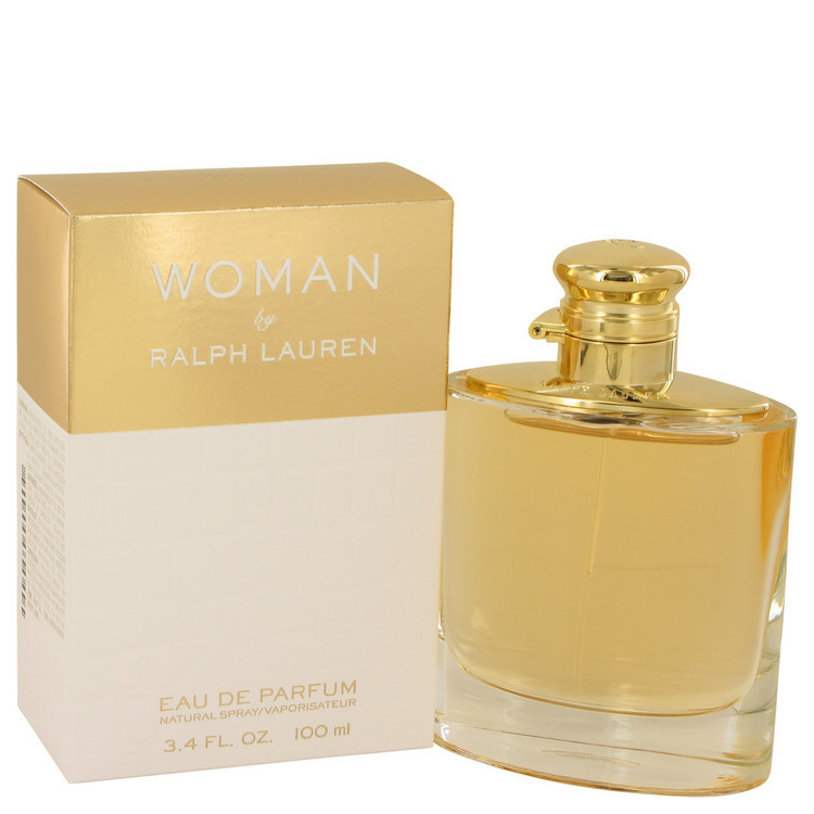 Perfume Woman by Ralph Lauren Eau de Parfum feminino-100 ML