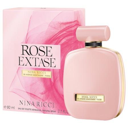 Perfume Nina Ricci Rose Extase Eau de Toilette-80 ML
