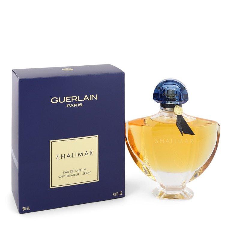 Perfume Shalimar Guerlain Eau De Parfum Feminino 90 ML