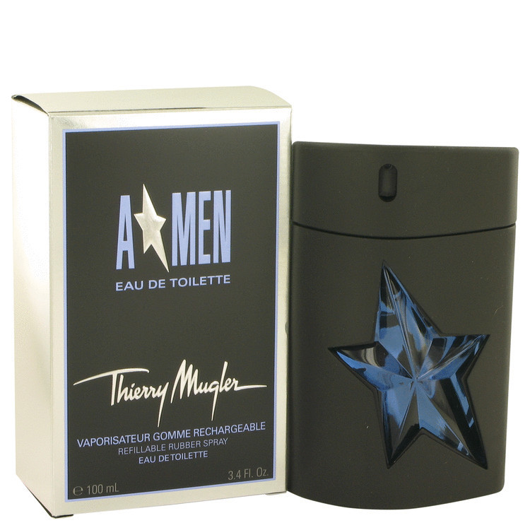 Perfume Thierry Mugler A*Men Rubber Eau de Toilette-100 ML