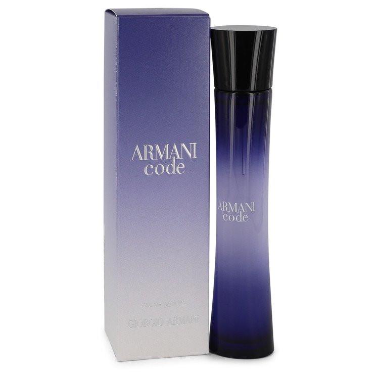 Perfume Armani Code Giorgio Armani EAU de Parfum -75 ML