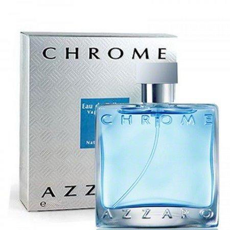 Perfume Azzaro Chrome Eau de Toilette -100 ML