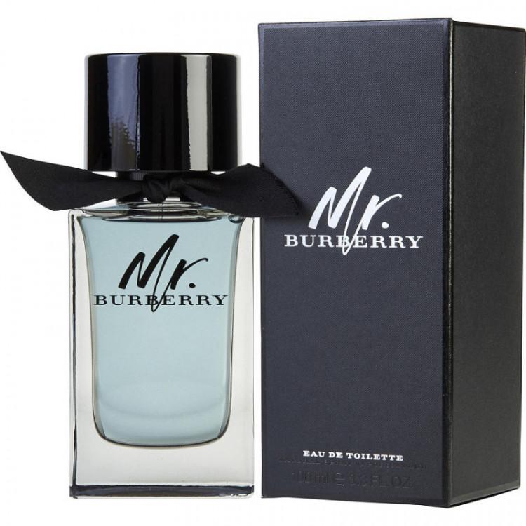 Perfume Burberry Mr. Burberry Eau de Toilette -100 ML