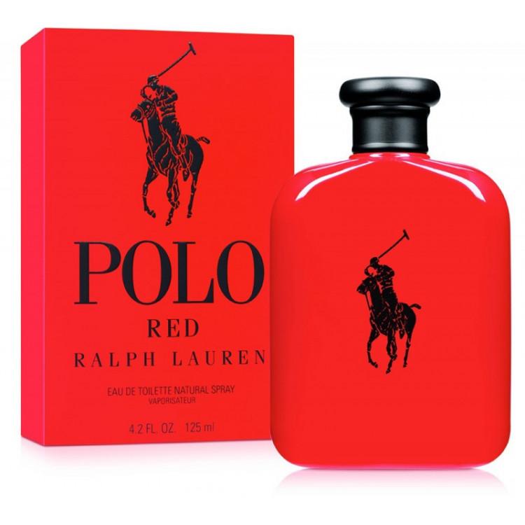 Perfume Ralph Lauren Red Eau de Toilette -125 ML