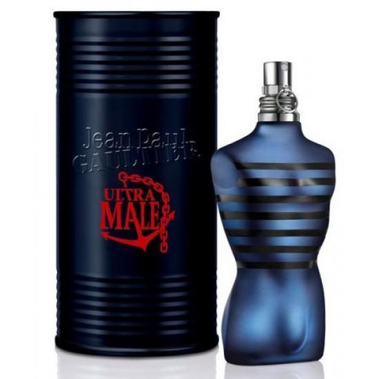 Perfume Ultra Male Jean Paul Gaultier Eau de Toilette -125 ML