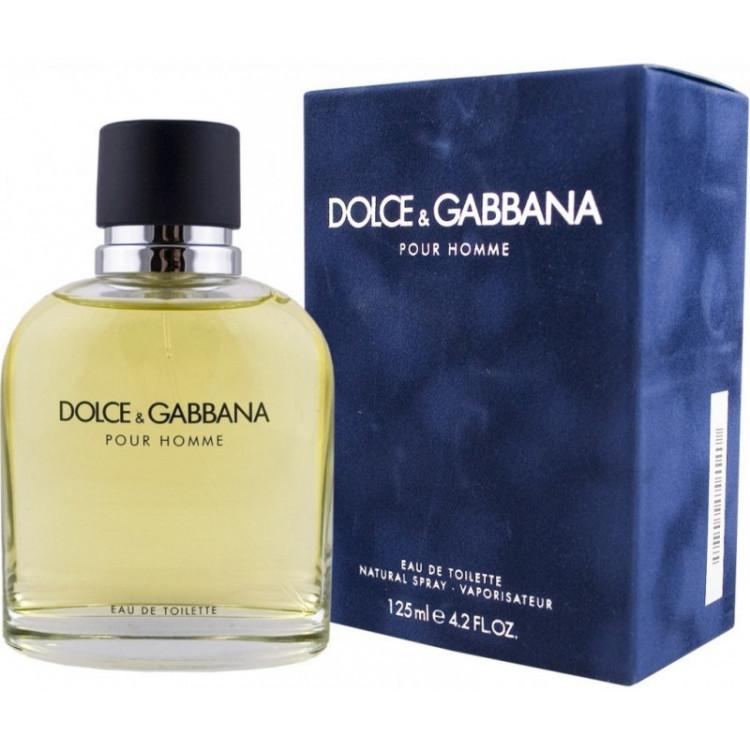 Perfume Dolce&Gabbana Pour Homme Eau de Toilette-125 ML