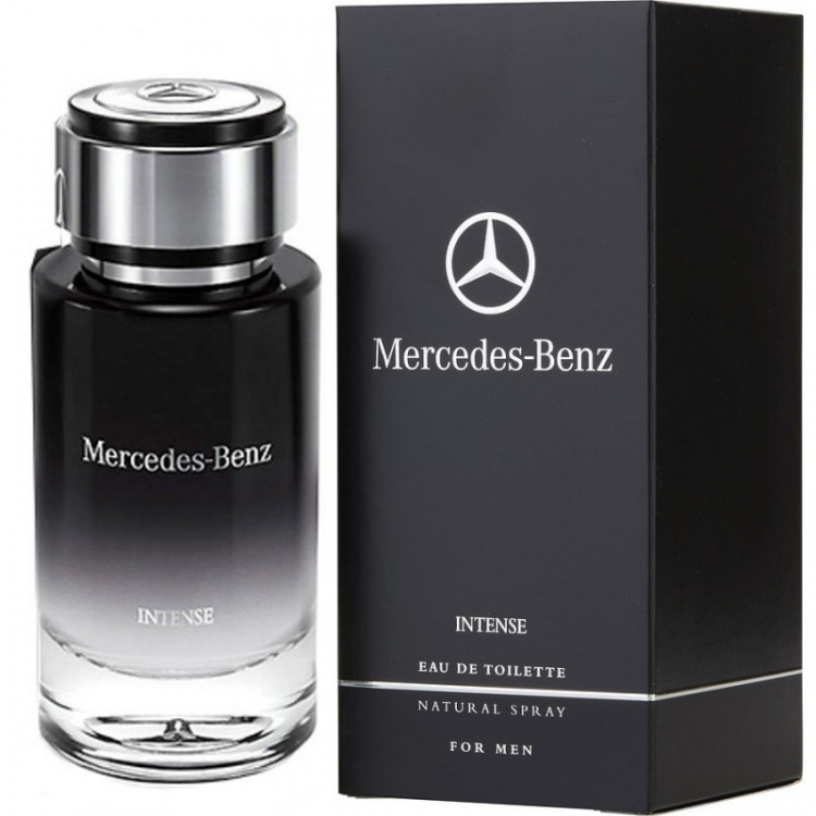 Perfume Mercedes Benz Intense Eau de Toilette 120 ML