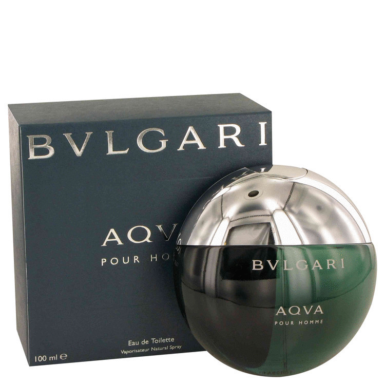 Perfume Bvlgari Aqva Pour Homme Masculino Eau De Toilette-100 ML