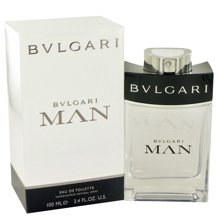 Perfume Bvlgari Man Masculino Eau de Toilette-100 ML