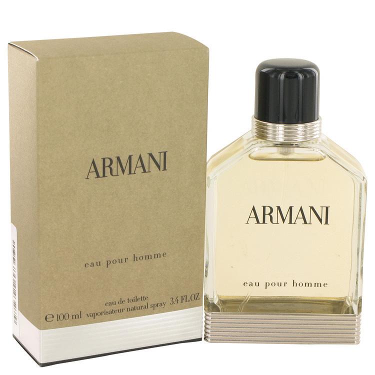 Perfume Armani Pour Homme Eau de Toilette 100 ML