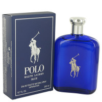 Perfume Polo Blue Masculino Eau de Toilette-200 ML