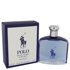 Perfume Polo Ultra Blue Ralph Lauren Eau de Toilette -125 ML