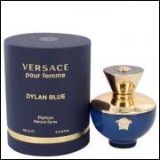 Perfume Pour Femme Dylan Blue Versace Eau De Parfum-100 ML                               100 Ml