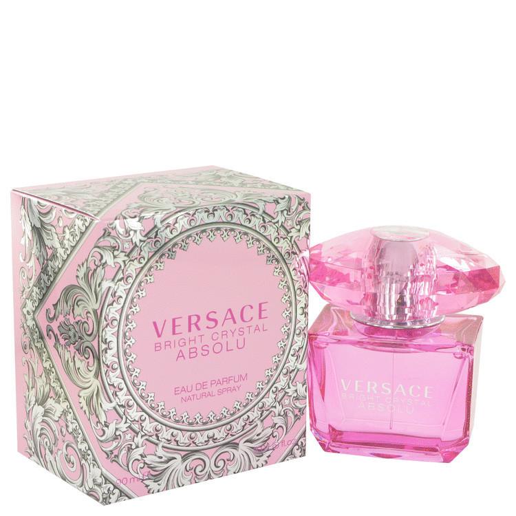 Perfume Versace Bright Crystal Absolu Eau de Parfum-90 ML