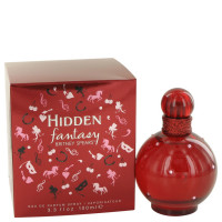 Perfume Hidden Fantasy Britney Spears Eau de Parfum-100 ML