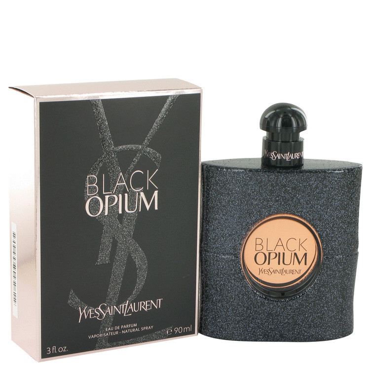 Perfume Yves Saint Laurent Black Opium Eau de Parfum-90 ML