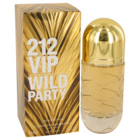 PERFUME 212 WILD PARTY FEMININO EAU DE TOILETTE- 80 ML