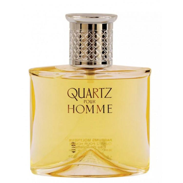 Perfume Quartz Pour Homme Masculino Eau de Toilette-100 ML