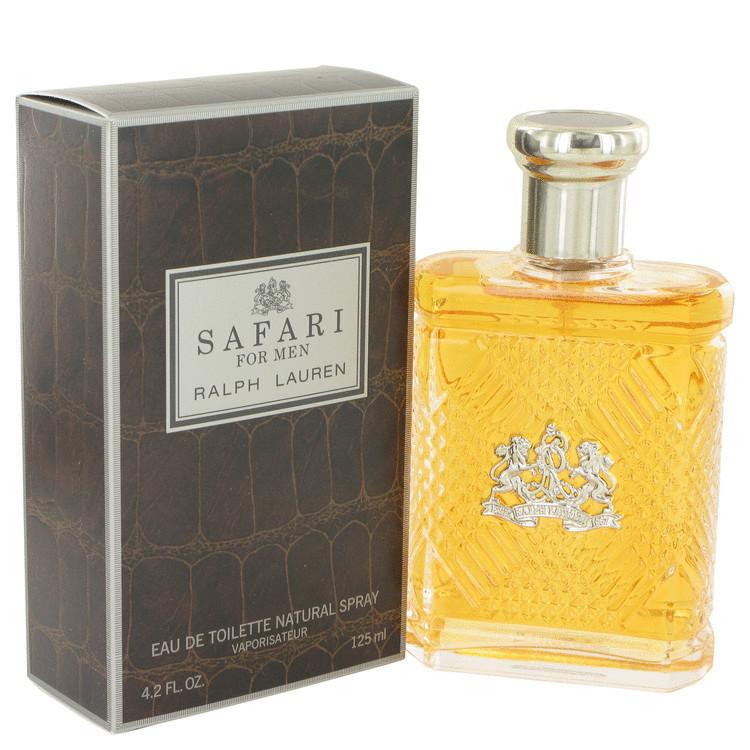 PERFUME SAFARI FOR MEN MASCULINO -125 ML