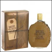 Perfume Diesel Fuel For Life Eau de Toilette-125 ML