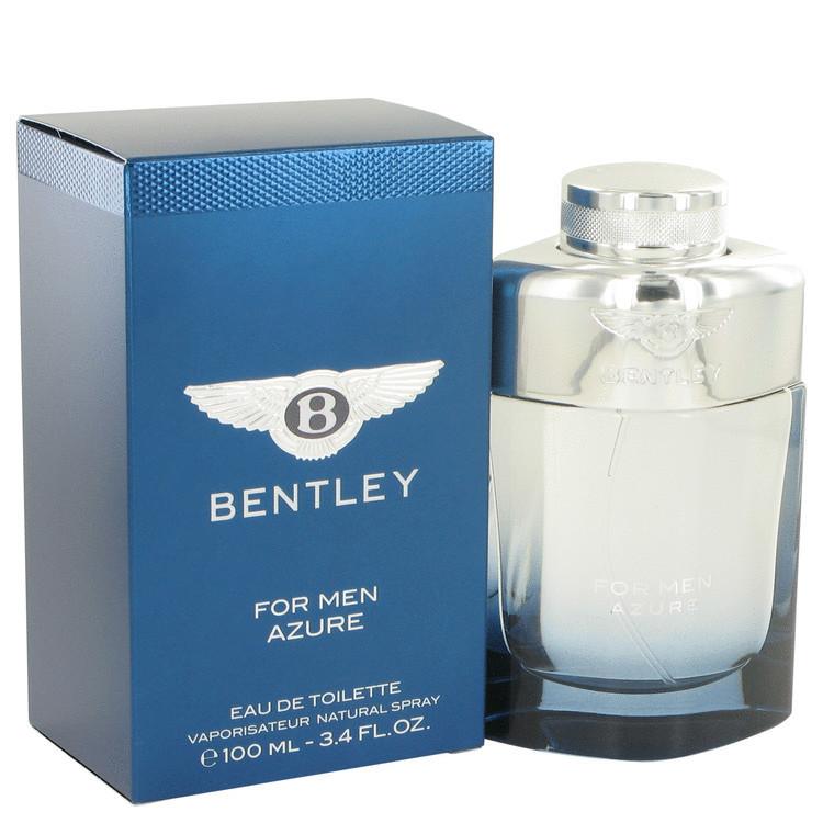 Perfume Bentley For Men Azure Eau De Toilette-100 ML