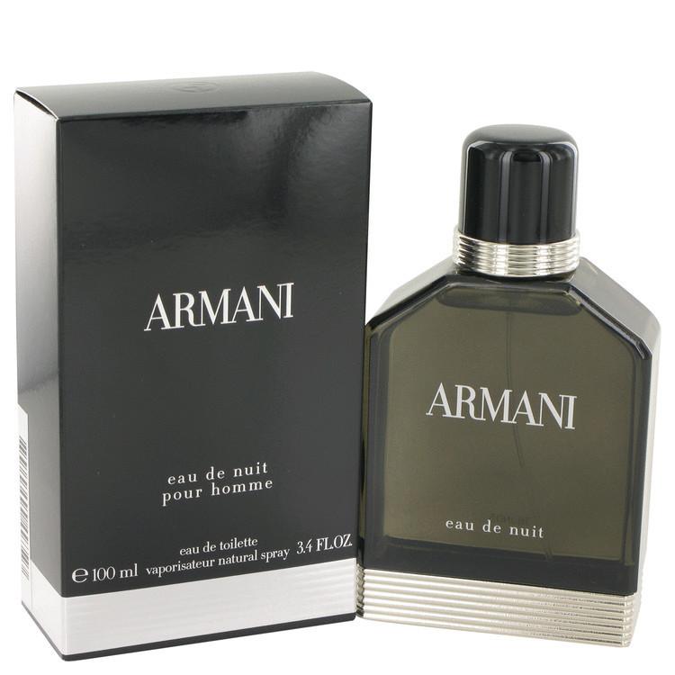 Perfume Armani Eau De Nuit Giorgio Armani Eau De Toilette 100 ML