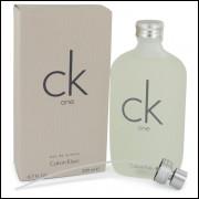 Perfume Masculino Calvin Klein CK One Eau de Toilette 200 ML
