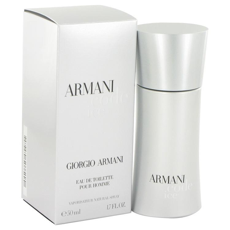 Perfume Masculino Armani Code Ice Eau De Toilette Giorgio Armani 50 ML